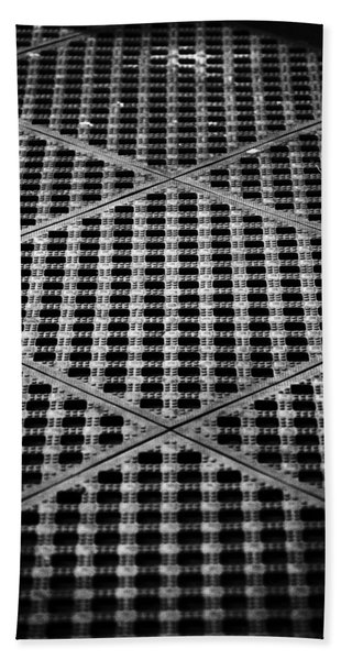 Criss Cross Bath Towel