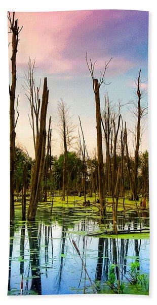Daylight In The Swamp Bath Towel
