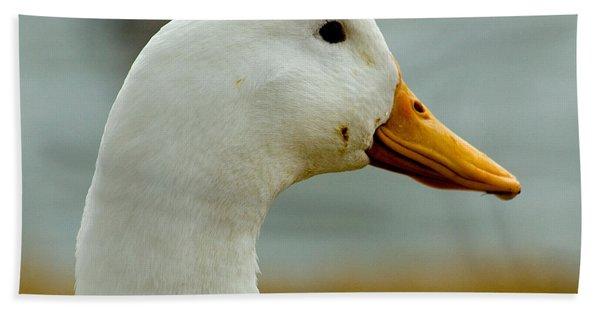 Duck Head Bath Towel