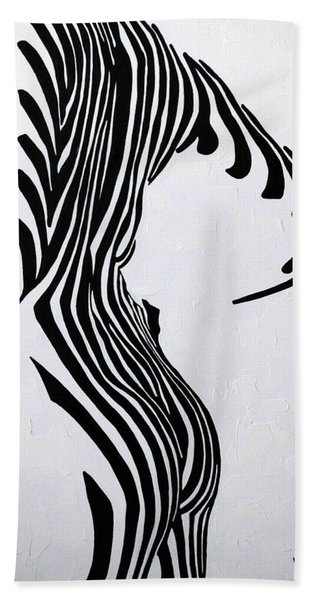 Embrace It  Bath Towel