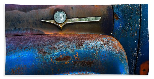 F-100 Ford Hand Towel