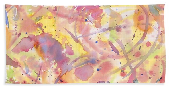 Floral Heaven Bath Towel