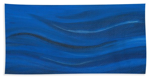 Flow Bath Towel