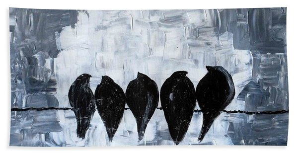 Friends Forever Bath Towel