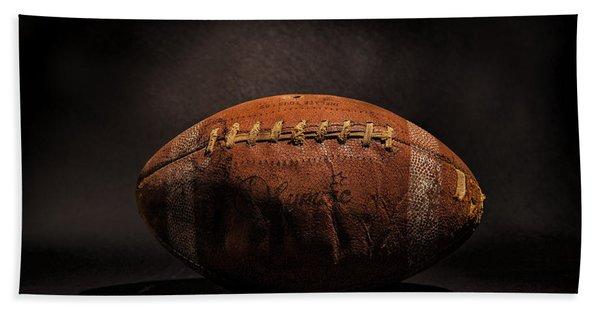 Game Ball Hand Towel