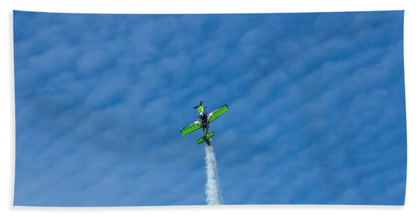 Gary Ward Taking His Mx2 To Great Heights Hand Towel