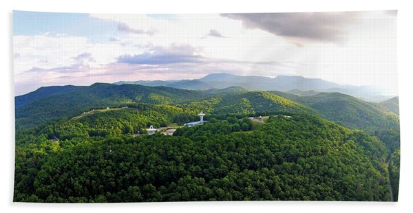 High Country 1 In Wnc Hand Towel