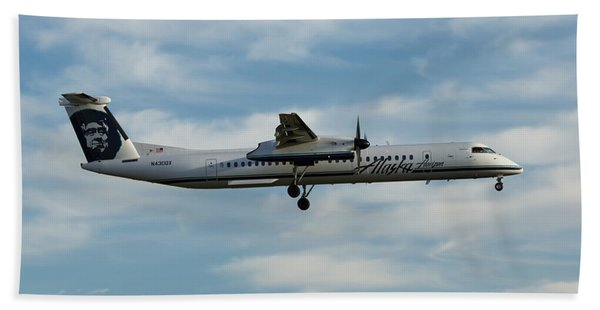 Horizon Airlines Q-400 Approach Bath Towel