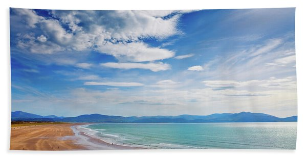 Inch Beach, Dingle Peninsula, County Bath Towel