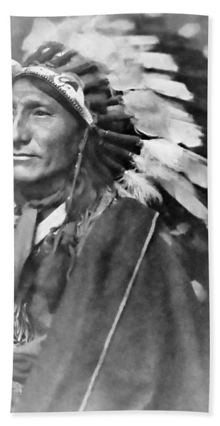 Indian Chief - 1902 Hand Towel