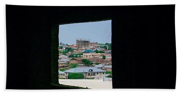 Jos, Nigeria Bath Towel