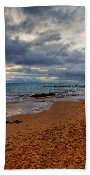 Keawakapu Beach Bath Towel