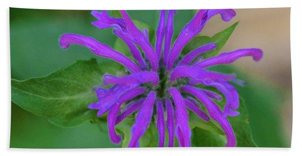 Lavender Bloom Bath Towel