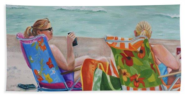 Ladies' Beach Retreat Hand Towel