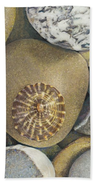 Limpet Shell Hand Towel