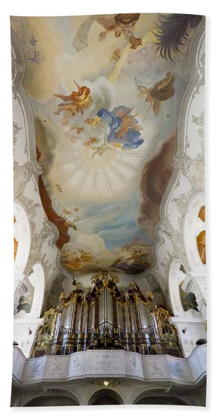 Lindau Organ And Ceiling Hand Towel