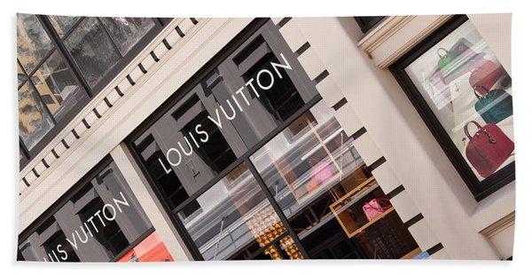 Louis Vuitton 02 Bath Towel