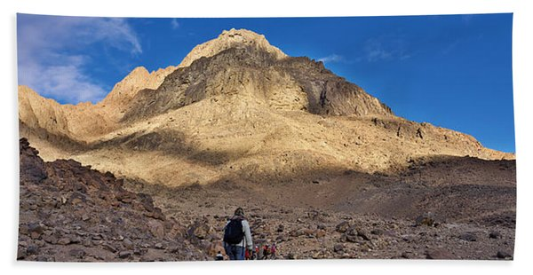 Mount Sinai Hand Towel