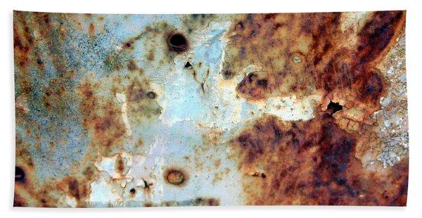 Natural Abstract 8 Bath Towel