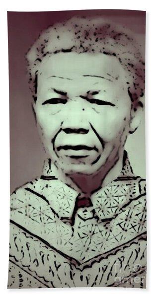 Mandela Hand Towel