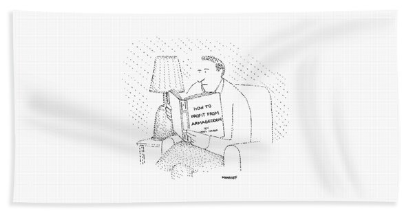 New Yorker May 4th, 1981 Hand Towel