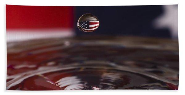 America Bath Towel