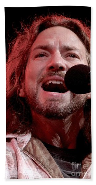Pearl Jam Hand Towel