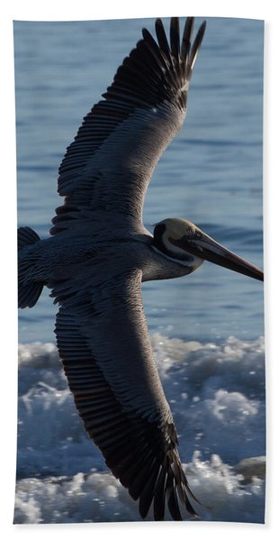 Pelican Flight Bath Towel