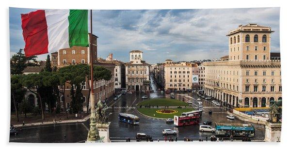 Piazza Venezia Bath Towel