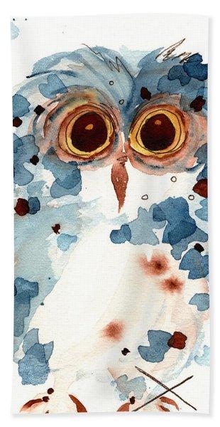 Pier 1 Owl Hand Towel