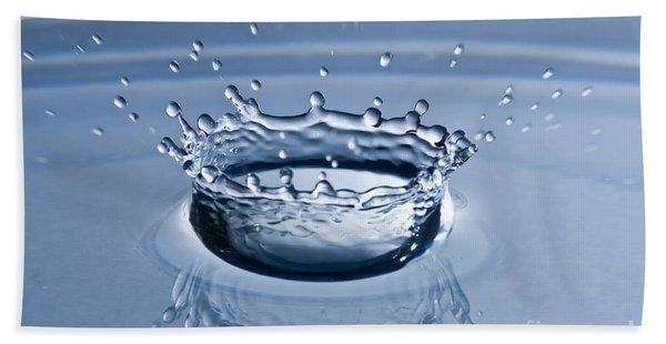 Pure Water Splash Bath Towel
