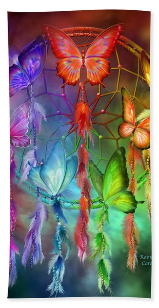 Rainbow Dreams Hand Towel