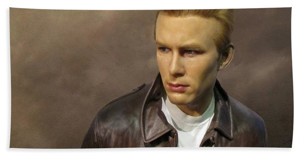 Rebel Without A Cause Bath Towel