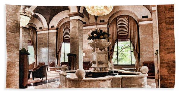 Renaissance Cleveland Hotel - 1 Bath Towel