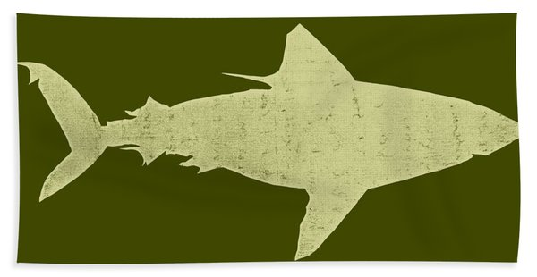 Shark Hand Towel
