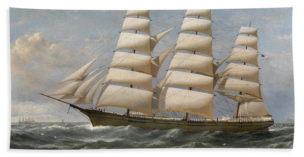 Ship Bath Towel