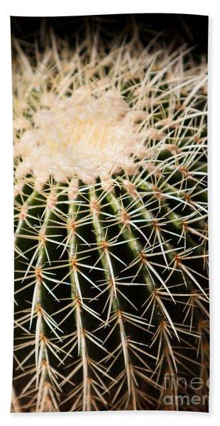 Single Cactus Ball Hand Towel