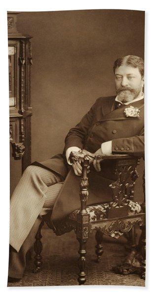 Sir Francesco Paolo Tosti Hand Towel