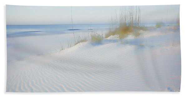 Soft Sandy Beach Bath Towel