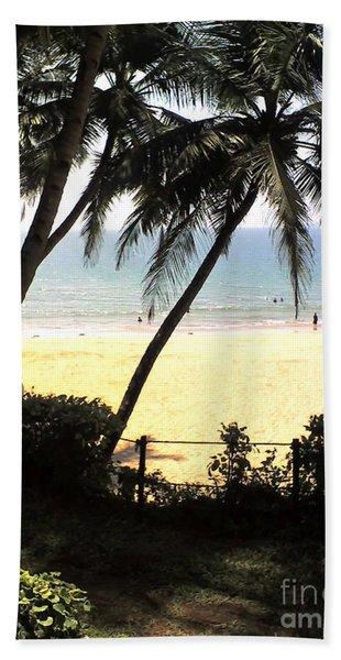 South Beach - Miami Hand Towel