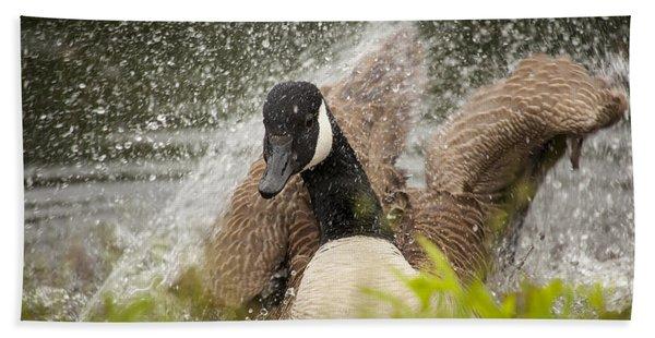 Splishing And Splashing Bath Towel