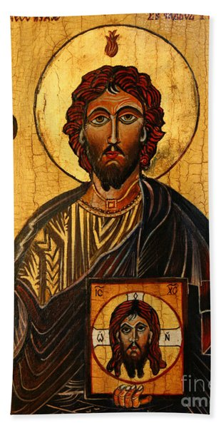 St. Jude The Apostle Hand Towel
