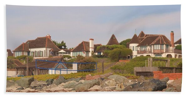 St. Malo Beach Hand Towel