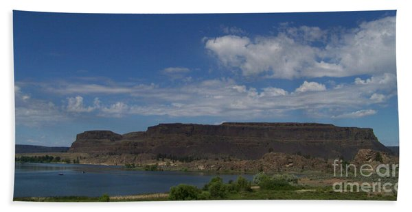 Steamboat Rock Hand Towel