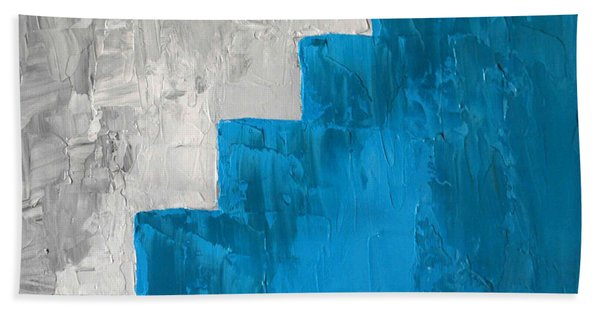 Step Up Bath Towel
