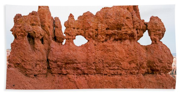 Sunset Point Bryce Canyon National Park Bath Towel