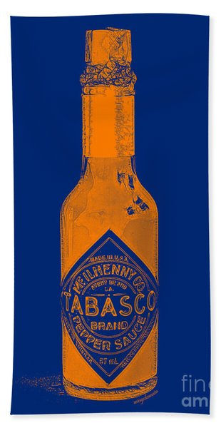 Tabasco Sauce 20130402grd2 Bath Towel