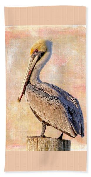 Birds - The Artful Pelican Hand Towel