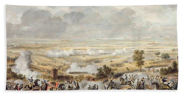 The Battle Of Marengo, 23 Prairial Bath Towel