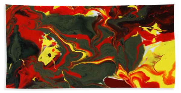 The Free Spirit 1 Bath Towel